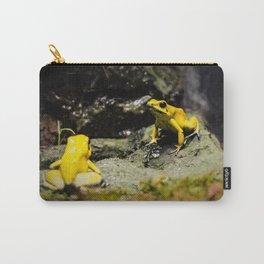 Golden Dart Frog Carry-All Pouch