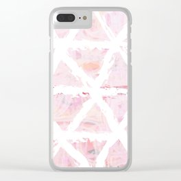 Skumble 4 Clear iPhone Case