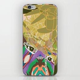 Tribal Spirit iPhone Skin