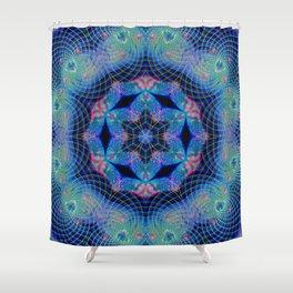 Dream Space Shower Curtain