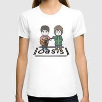 oasis T-shirts featuring Oasis by zyxth