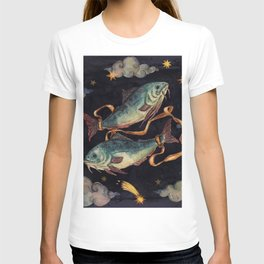 Zodiac sign Pisces T-shirt