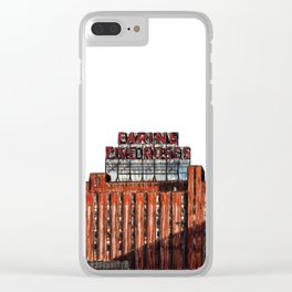 FIVE ROSES FLOUR REFINERY Clear iPhone Case
