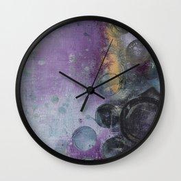 Don't Talk About It Wall Clock