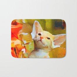 Marmalade Kittens Bath Mat