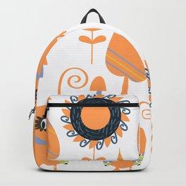 Monsters  pattern v4 Backpack