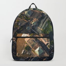 Above the One World Trade Center Backpack