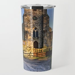 The Lane To St Michael's. Travel Mug