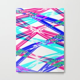 FOR THE LOVE OF PIXELS Metal Print