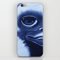 gizmo iPhone & iPod Skins featuring GIZMO by John McGlynn