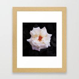 Flower (Fragrant) Framed Art Print