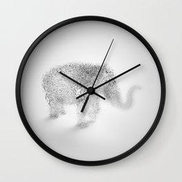 seismic Wall Clock