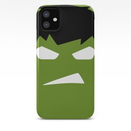 The Hulk Superhero iPhone Case