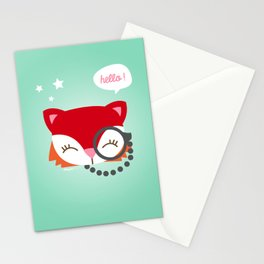 Renard - Collection Dandynimo's - Stationery Cards