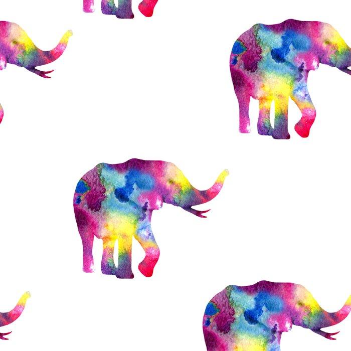 Abstract Elephant Leggings