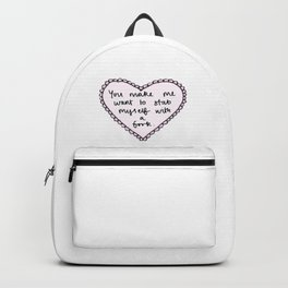 Stab with Love Backpack
