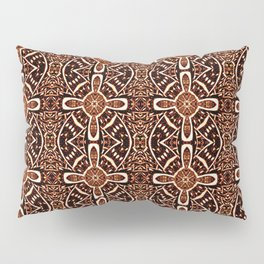 Tribal Cross Pillow Sham