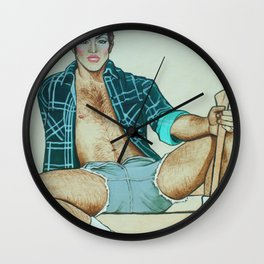 Paul Wall Clock