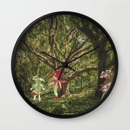 MEANWHILE... Wall Clock