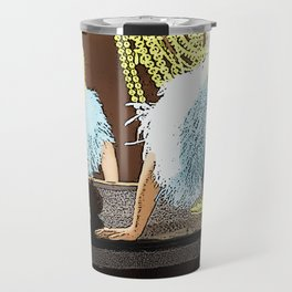 Work Bitch Travel Mug