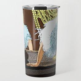 Work Bitch Travel Mug
