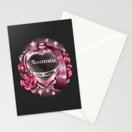Amortentia - Love Potion  Stationery Cards