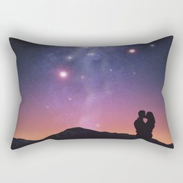 Make Space for Love Rectangular Pillow