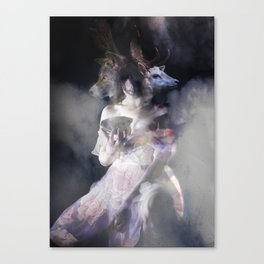 Divinity: Transmutation Canvas Print