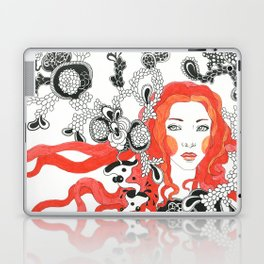 Hair 3 Laptop & iPad Skin