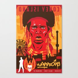THE WARRIORS :: THE WARRIORS Canvas Print