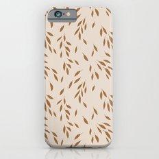 FALLING LEAVES Slim Case iPhone 6s