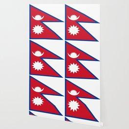 flag of nepal-nepal,buddhism,Nepali, Nepalese,india,asia,Kathmandu,Pokhara,tibet Wallpaper