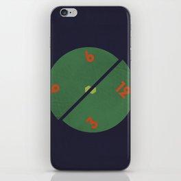 Time? iPhone Skin