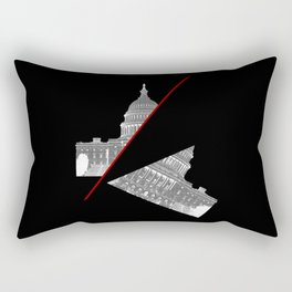 Congressional Failure Rectangular Pillow