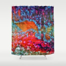 Ham Radio Opera House Shower Curtain