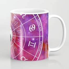We are one with the universe Coffee Mug