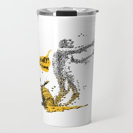 Zombees! Travel Mug