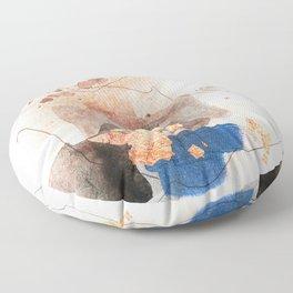 Divide #5 Floor Pillow