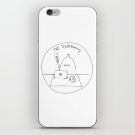 The TourBunny - Refund iPhone Skin