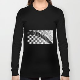 Flag Skid Mark Long Sleeve T-shirt