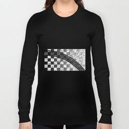 Flag Skid Mark Long Sleeve T-shirt