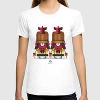 gemini T-shirts featuring GEMINI by Angelo Cerantola