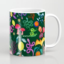 Creepers Coffee Mug