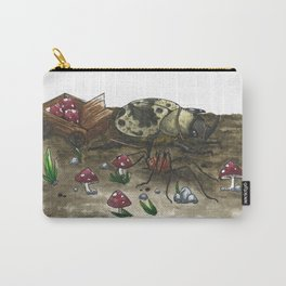 Little Worlds: The Harvest Carry-All Pouch