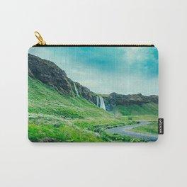 Seljalandsfoss Carry-All Pouch
