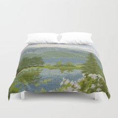 Found Tapestry Duvet Cover