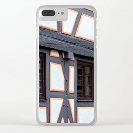Concept city : Windows Clear iPhone Case