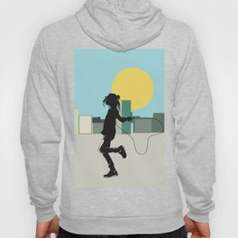Spring in the city Hoody