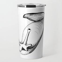 Scary Slug Travel Mug