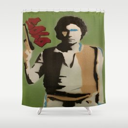 Solo Shower Curtain